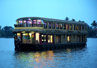 Blue Lutus Alleppey Houseboats
